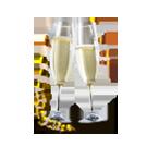 Champagner Probe